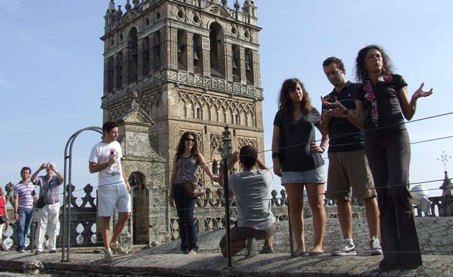 Requisitos para las visitas a las cubiertas de la Catedral de Sevilla